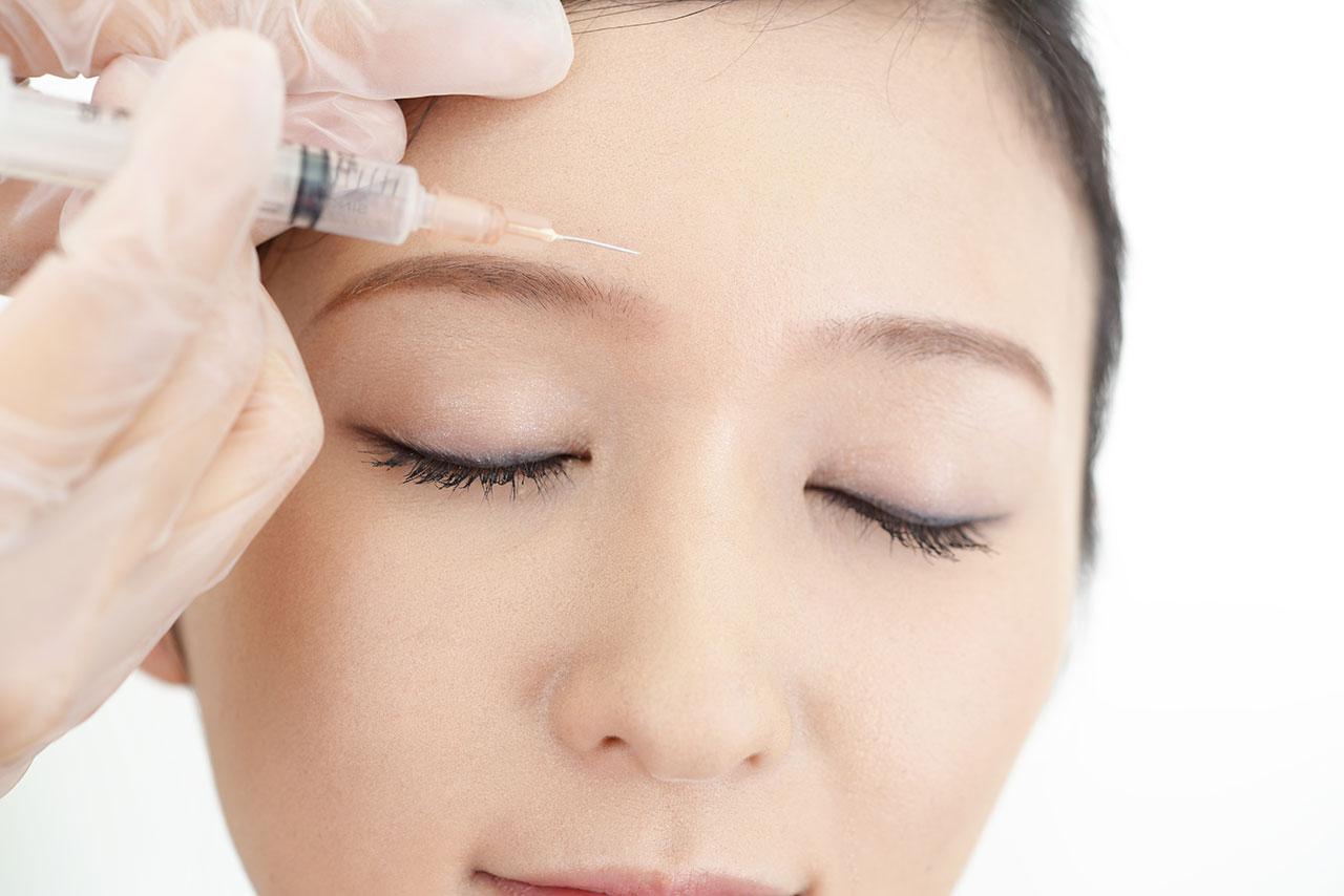 従来の治療(お肌のお手入れ、美容外科)