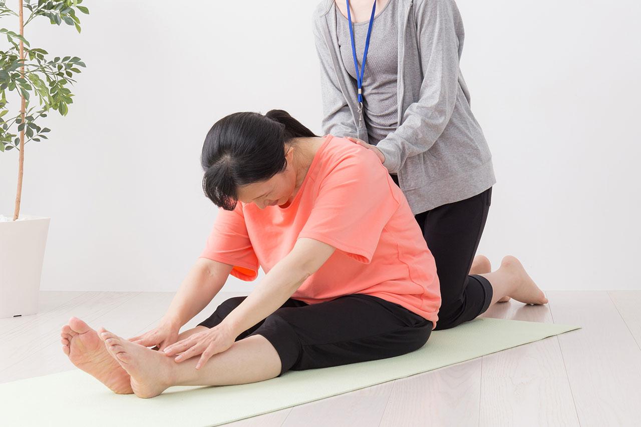病気についてもっと知りたい ひざの症状と進行度