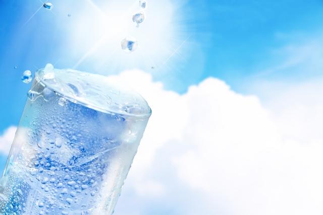 糖尿病の飲み物(水)