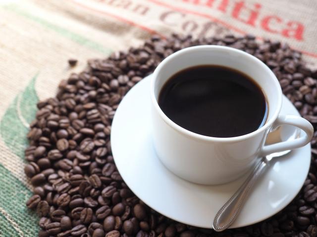 糖尿病の飲み物(コーヒー)